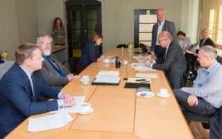 Arenguseire nõukoja koosolek, 19. september 2016