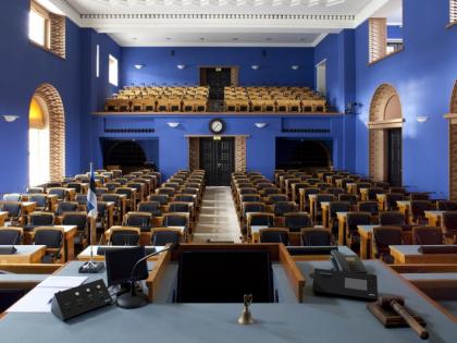 Зал заседаний, 2013, Фото: Паул Куймет