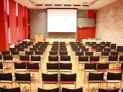 Riigikogu konverentsisaal, 2012 Foto: Maria Laatspera