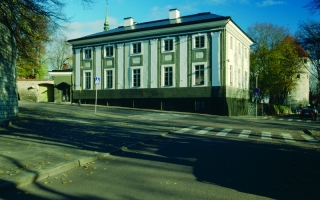 Дом коменданта, 2009, Фото: Пээтер Сяре