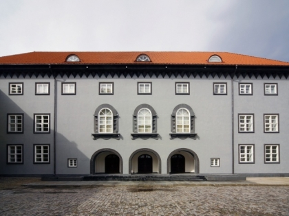 Riigikogu building, 2013 Photo: Martin Siplane