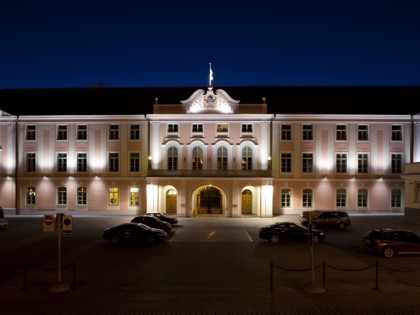 Toompea Castle, 2013. Photo: Paul Kuimet