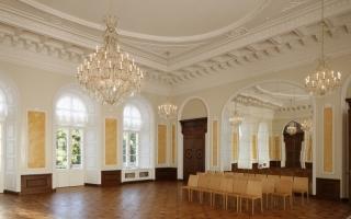 Белый зал, 2013, Фото: Мартин Сиплане