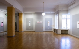 Exhibition Hall of Riigikogu, 2013. Photo: Paul Kuimet
