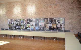 Exhibition in Riigikogu Exhibition Hall