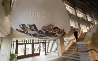 Выставка в художественнoм галерее
