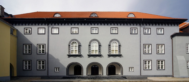 Riigikogu hoone, 2013. Foto: Martin Siplane
