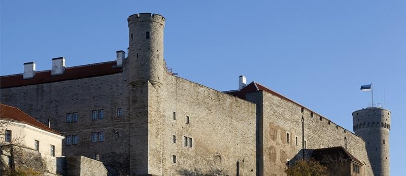 Pilstickeri torn, Toompea lossi läänemüür ja Pikk Hermann, 2013