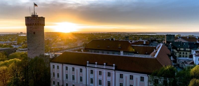 Toompea loss, 2017. Foto: Jaan Jänesmäe
