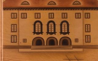"Nahkköites album ""Toompea Castle"""