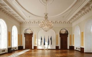 White Hall, 2013. Photo: Martin Siplane