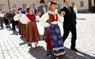 Народные танцы. Фото: Эрик Пейнар
