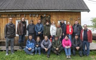 XII Riigikogu, keskkonnakomisjoni väljasõiduistung