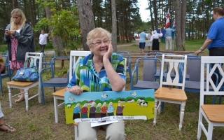 Эне Эргма – патрон движения «Kodukant»