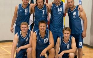 Riigikogu korvpallimeeskond