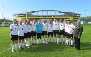 Riigikogu jalgpallimeeskond