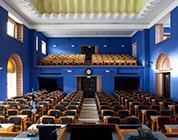 Riigikogu istungisaal