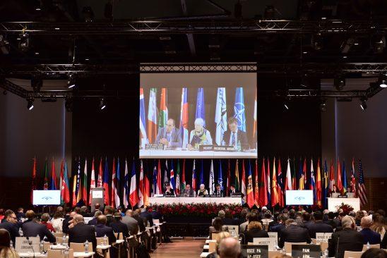 NATO Parlamentaarse Assamblee kevadistung Bratislavas 2019. Allikas: NATO Parlamentaarne Assamblee