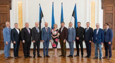 Isamaa fraktsioon suvi 2019