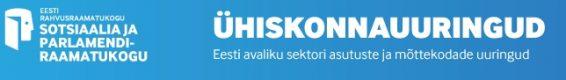 yhiskonnauuringud logo