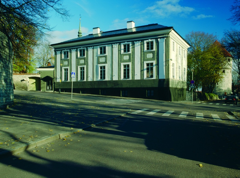 Commander's House, Photo: Peeter Säre