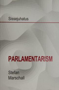 """Tõlkeraamatu """"Parlamentarism"""" esikaas"""