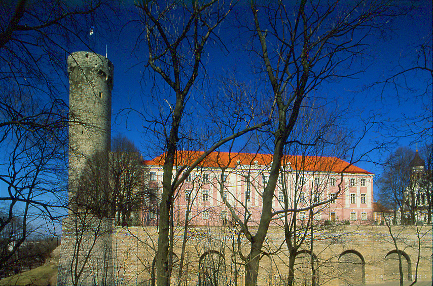 Southern wing of Toompea Castle