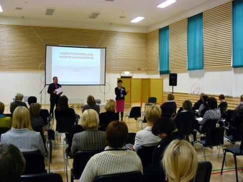 Vastutustundlike Naiste konverents