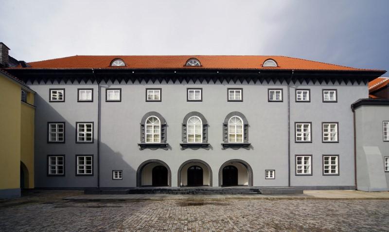 Здание Рийгикогу. Фото Мартина Сиплане, 2013