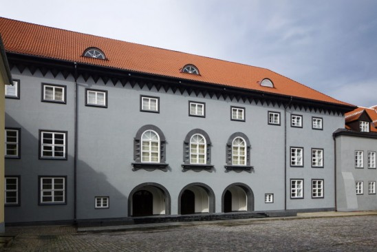 Riigikogu building. Photo: Martin Siplane, 2013