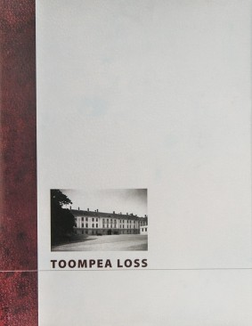 "Cover of the book ""Toompea loss"""