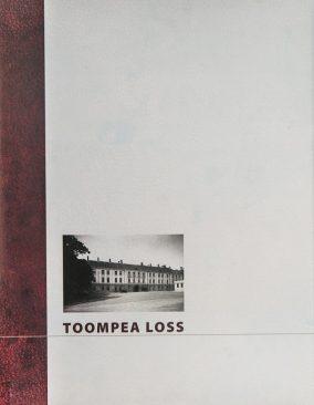 Raamatu kaanepilt, Toompea loss