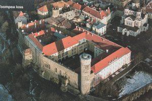 """Booklet """"Toompea Castle"""""""