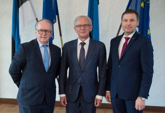 Riigikogu juhatus 23. oktoober 2017