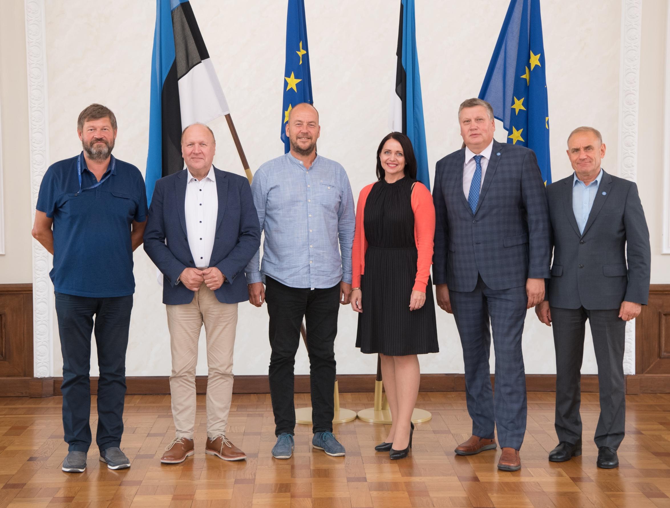 Korruptsioonivastase erikomisjoni koosseis, 10. september 2018