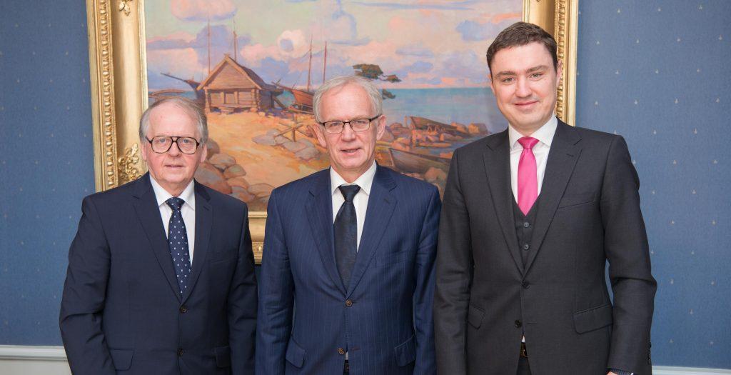 Riigikogu juhatus 2017