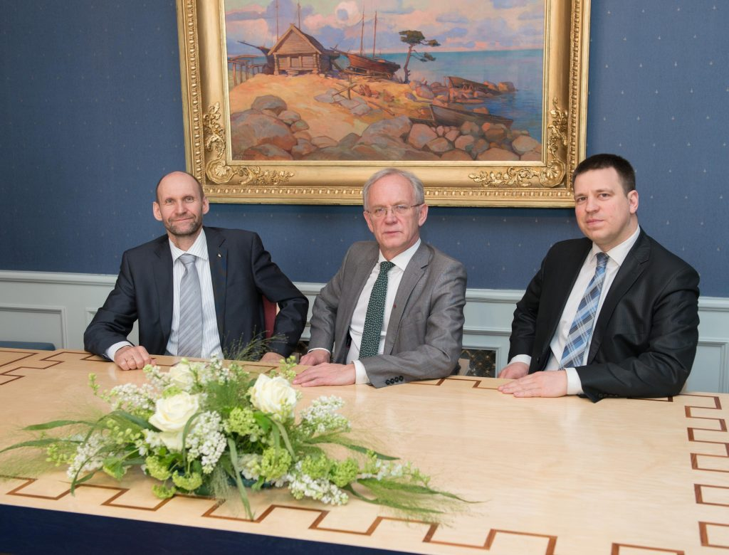 The Board of the Riigikogu was elected on 30 March 2015