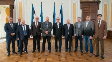Riigikogu riigieelarve kontrolli erikomisjon ja Armeenia delegatsioon