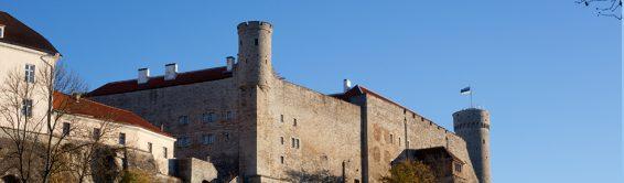 Toompea lossi läänemüür ja Pikk Hermann ning Pilstickeri torn