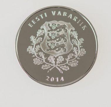 Eesti Vabariigi münt 2014