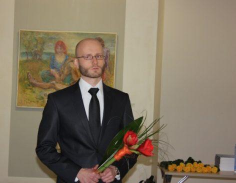 August Rei stipendiumi konkursi võitja