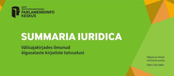 Summaria Iuridica