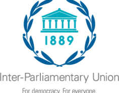 Logo of Inter-Parliamentary Union