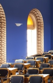 Istungisaali aken