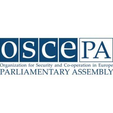 OSCE Parlamentaarse Assamblee logo