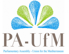 Logo of Parliamentary Assembly of the Union for the Mediterranean