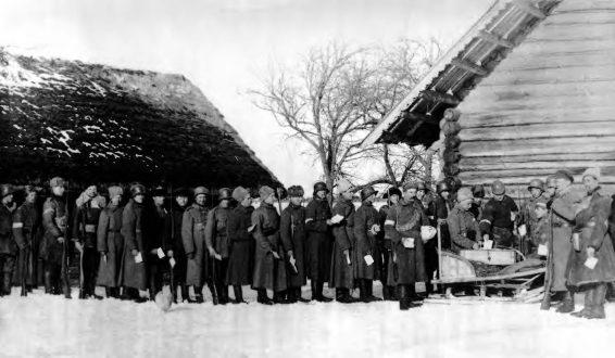 Выборы Учредительного Собрания на фронтe 1919.