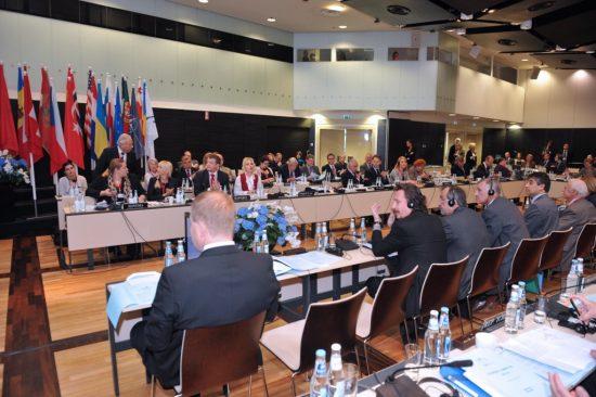 NATO Parlamentaarse Assamblee kevadistung, Tallinn 2012