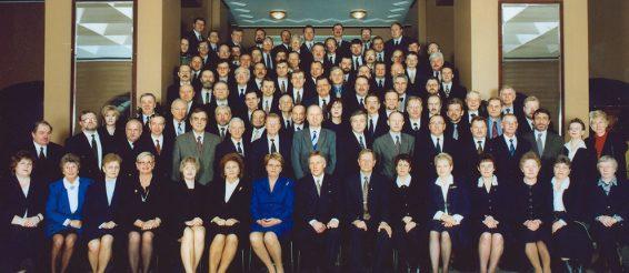 IX Riigikogu koosseisu lõpupilt, 20. veebruar 2003