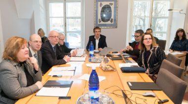 Kultuurikomisjoni istung, XII Riigikogu